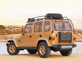 Images of Jeep Dakar Concept 1997