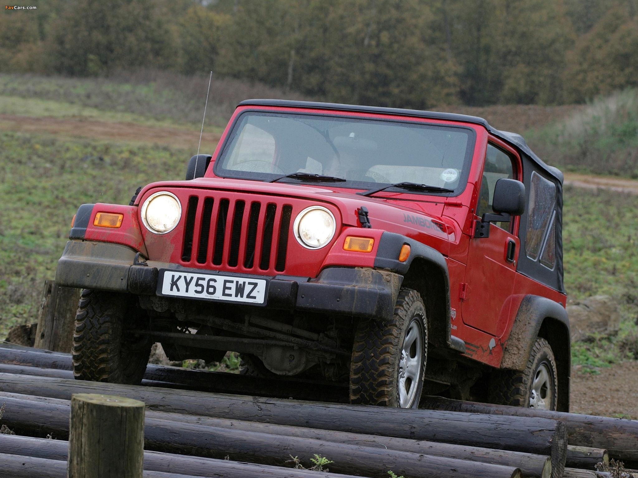 Images of Jeep Wrangler Jamboree (TJ) 2005–06 (2048 x 1536)
