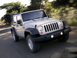 Images of Jeep Wrangler Unlimited Rubicon (JK) 2006–10