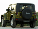 Images of Jeep Wrangler Sahara (JK) 2007