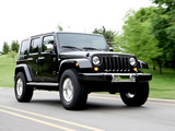 Images of Mopar Jeep Wrangler Ultimate (JK) 2007