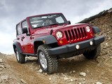 Images of Jeep Wrangler Unlimited Rubicon (JK) 2010