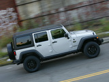 Images of Jeep Wrangler Unlimited Call of Duty: MW3 (JK) 2011