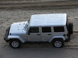 Images of Jeep Wrangler Sahara Unlimited (JK) 2011