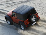 Images of Jeep Wrangler Rubicon EU-spec (JK) 2011