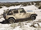 Images of Jeep Wrangler Unlimited Mojave (JK) 2011