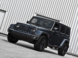 Images of Project Kahn Jeep Wrangler Unlimited Military Edition (JK) 2012