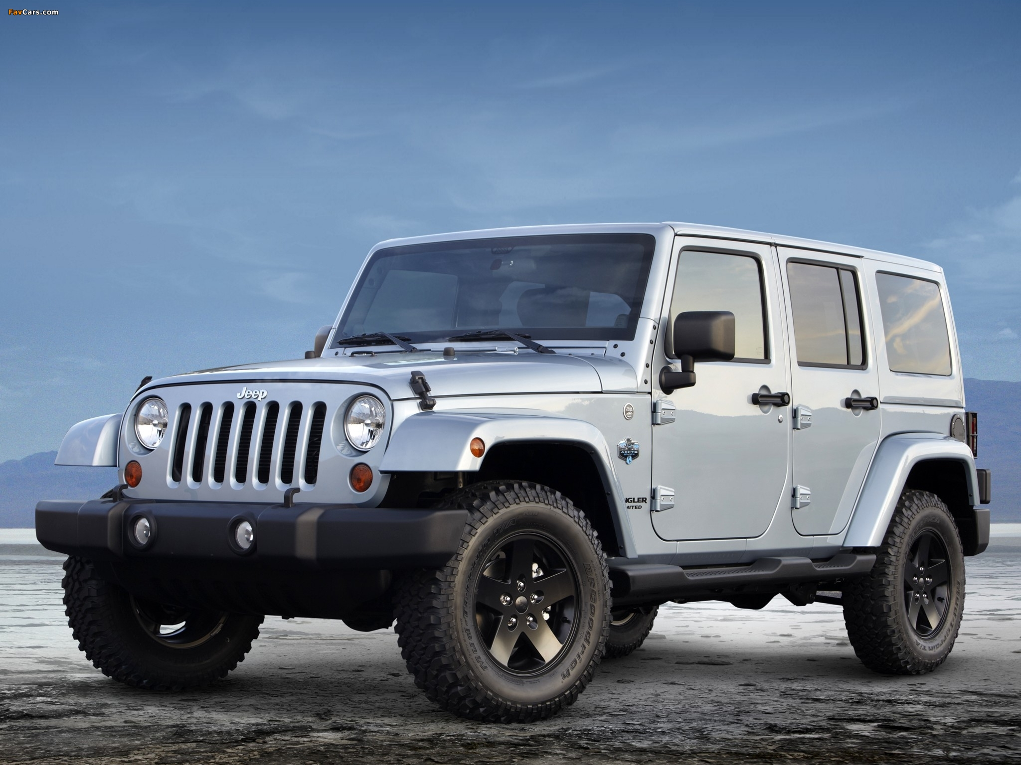 Images of Jeep Wrangler Unlimited Arctic (JK) 2012 (2048 x 1536)