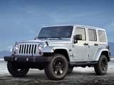 Images of Jeep Wrangler Unlimited Arctic (JK) 2012