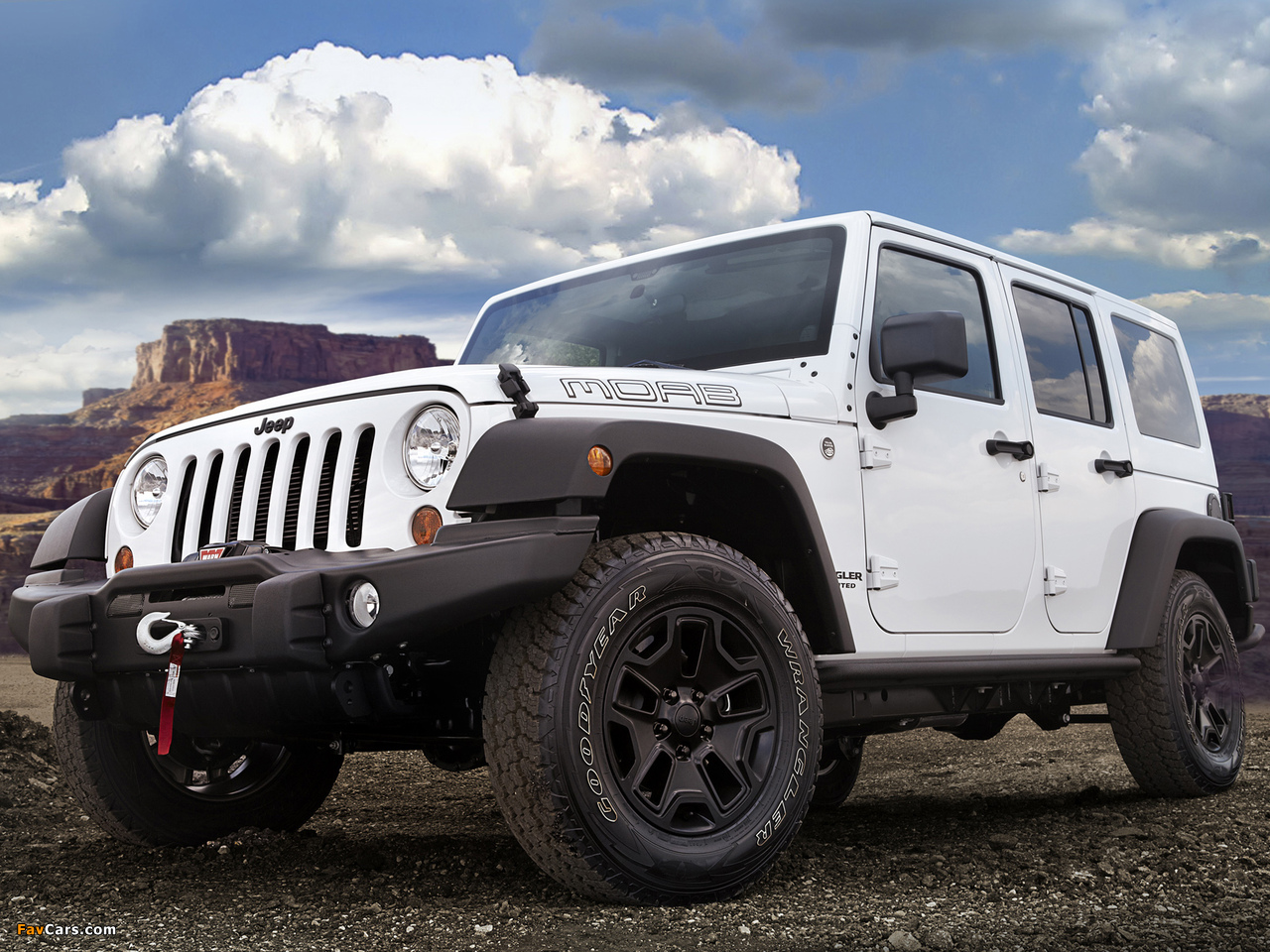 Images of Jeep Wrangler Unlimited Moab (JK) 2012 (1280 x 960)