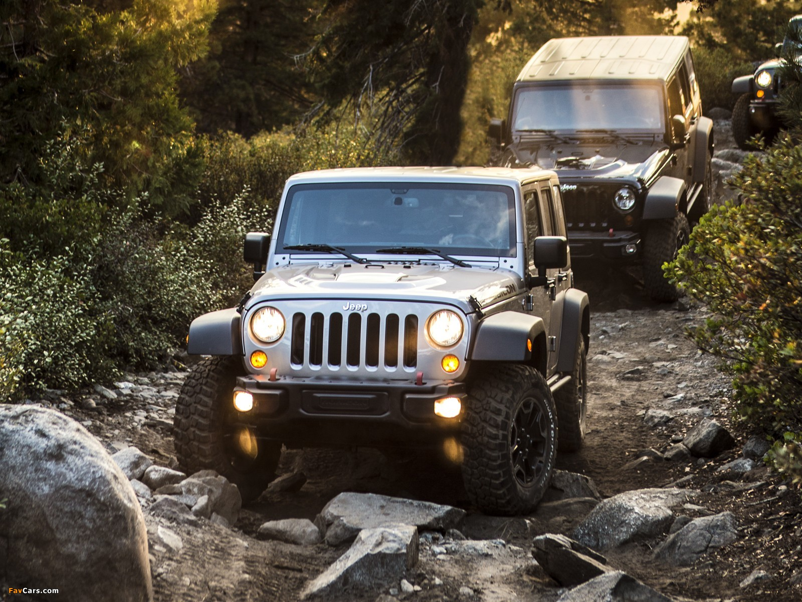 Images of Jeep Wrangler Unlimited Rubicon 10th Anniversary (JK) 2013 (1600 x 1200)