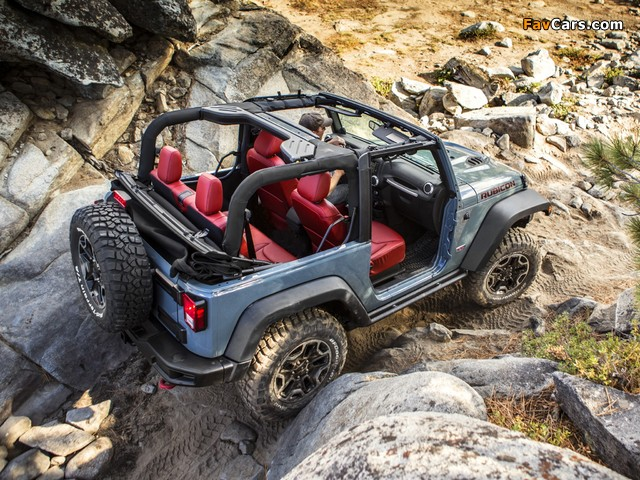 Images of Jeep Wrangler Rubicon 10th Anniversary (JK) 2013 (640 x 480)