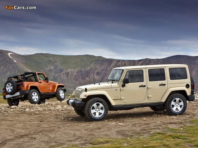 Images of Jeep Wrangler (640 x 480)