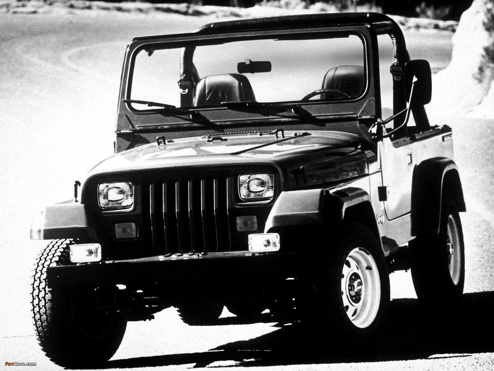Jeep Wrangler (YJ) 1987–95 photos (1600 x 1200)