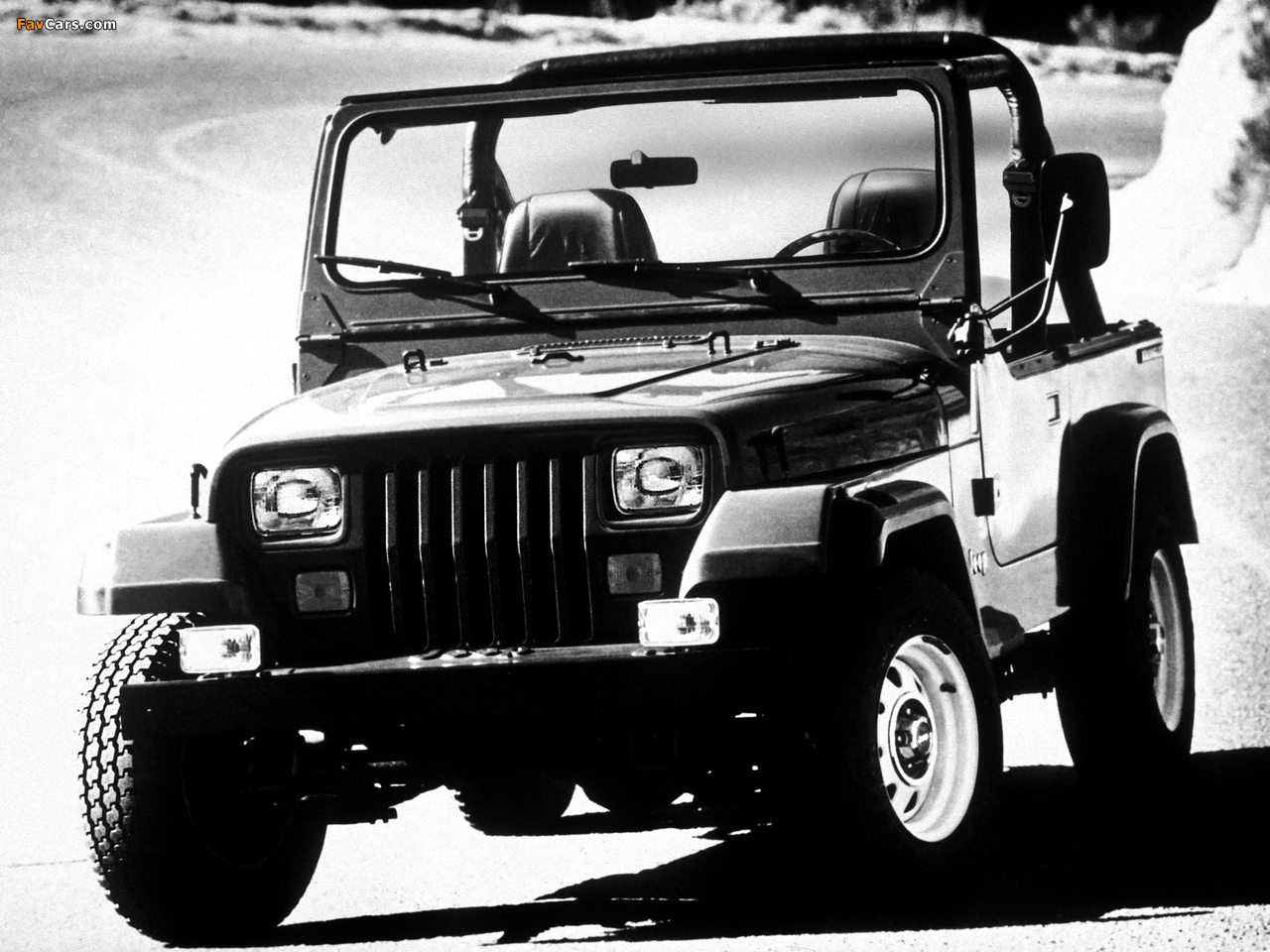 Jeep Wrangler (YJ) 1987–95 photos (1280 x 960)