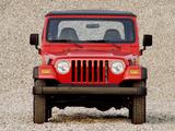 Jeep Wrangler (TJ) 1997–2006 images