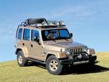 Jeep Dakar Concept 1997 photos