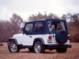 Jeep Wrangler (TJ) 1997–2006 photos