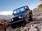 Jeep Wrangler Sport (TJ) 1997–2006 pictures