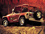 Jeep Wrangler Tabasco Concept (TJ) 1997 wallpapers