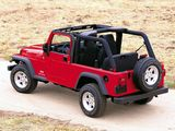 Jeep Wrangler Unlimited (TJ) 2005–06 photos