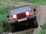 Jeep Wrangler Jamboree (TJ) 2005–06 wallpapers