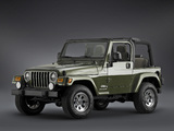Jeep Wrangler 65th Anniversary (TJ) 2006 photos