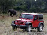 Jeep Wrangler Rubicon (JK) 2006–10 photos