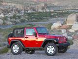 Jeep Wrangler Rubicon (JK) 2006–10 wallpapers