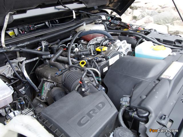 Jeep Wrangler Sport UK-spec (JK) 2007 images (640 x 480)
