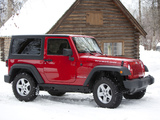 Jeep Wrangler Rubicon (JK) 2010 images