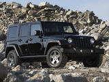 Jeep Wrangler Unlimited Call of Duty: Black Ops (JK) 2010 photos
