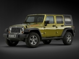 Jeep Wrangler Unlimited Mountain (JK) 2010 photos