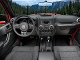Jeep Wrangler Unlimited Rubicon (JK) 2010 wallpapers