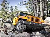 Jeep Wrangler Rubicon (JK) 2010 wallpapers