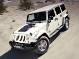 Jeep Wrangler Unlimited Mojave (JK) 2011 images