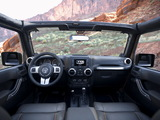 Jeep Wrangler 70th Anniversary (JK) 2011 images