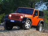 Jeep Wrangler Rubicon EU-spec (JK) 2011 images