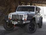 Jeep Wrangler Unlimited Call of Duty: MW3 (JK) 2011 images