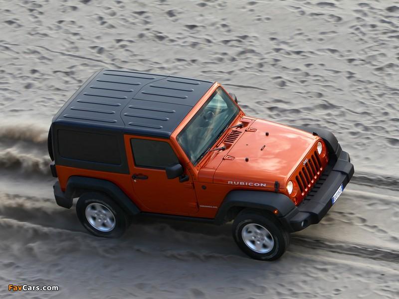 Jeep Wrangler Rubicon EU-spec (JK) 2011 photos (800 x 600)