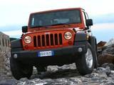 Jeep Wrangler Rubicon EU-spec (JK) 2011 photos