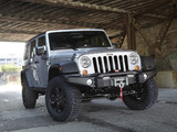 Jeep Wrangler Unlimited Call of Duty: MW3 (JK) 2011 photos