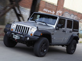 Jeep Wrangler Unlimited Call of Duty: MW3 (JK) 2011 pictures