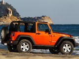 Jeep Wrangler Rubicon EU-spec (JK) 2011 pictures