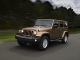 Jeep Wrangler Unlimited 70th Anniversary (JK) 2011 pictures