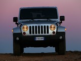 Jeep Wrangler Sahara Unlimited (JK) 2011 pictures