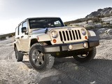 Jeep Wrangler Unlimited Mojave (JK) 2011 pictures