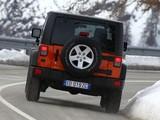 Jeep Wrangler Rubicon EU-spec (JK) 2011 wallpapers