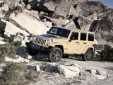 Jeep Wrangler Unlimited Mojave (JK) 2011 wallpapers