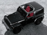 Project Kahn Jeep Wrangler Military Edition (JK) 2012 images